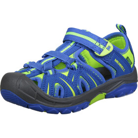 Merrell Hydro Hiker Chaussures Enfant, blue/citron